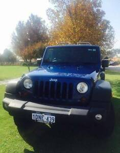 2010 Jeep Wrangler Sport **12 MONTH WARRANTY** West Perth Perth City Area Preview
