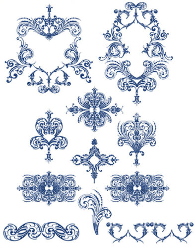 """ABC Designs The Royal Family Machine Embroidery Set of 14 Designs 5""""x7"""" Hoop"""