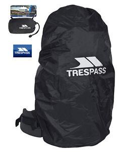Rucksack-Rain-Dust-Waterproof-Bag-Back-Travel-Pack-Backpack-Poncho-Cover-Black