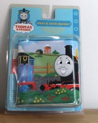 Peel-stick-border (Thomas & Friends Peel & Stick Border Wall Decal Sticker)