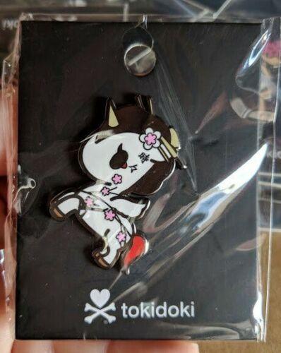 tokidoki Enamel Pins: Sakura