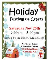 NKEC Holiday Festival of Crafts