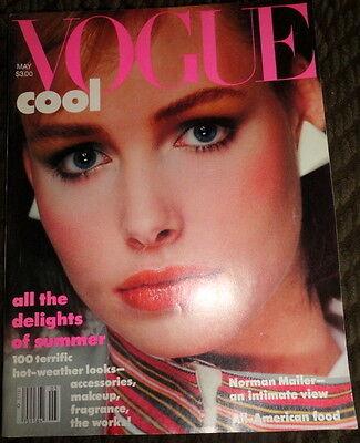 Vintage Vogue 1983 Irving Penn Horst Helmut Newton Brigitte Nielsen Debbie Harry