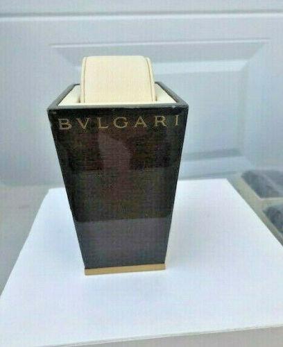 Bvlgari Watch Stand Original 4X2.5