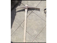 Vintage pick axe