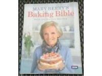 Mary Berry's Baking Bible - Over 250 Classic Recipes Hardback