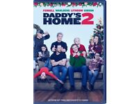 Daddy's Home 2 DVD - New & Sealed