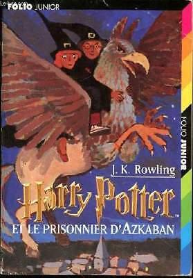 HARRY POTTER ET LE PRISONNIER D'AZKABAN - TOME 3 - ROWLING J. K. - 2001 segunda mano  Embacar hacia Mexico