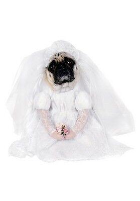 Hunde-Karnevalskostüm in 3 Größen, Rubie`s, »Braut«, Gr. S, - Rubie S Kostüm Größen