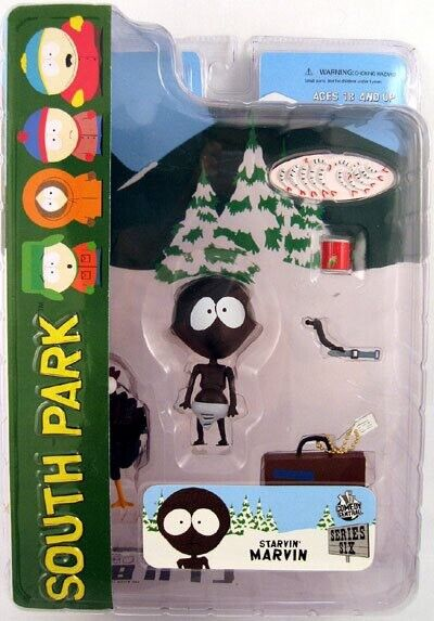 South Park Starvin Marvin New