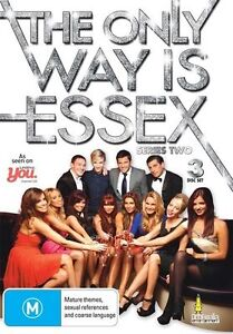 The Only Way Is Essex : Series 2 (DVD, 2012, 3-Disc Set)