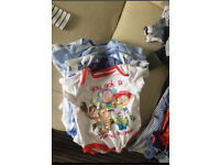 Boy 0-3 clothing 2 bags full