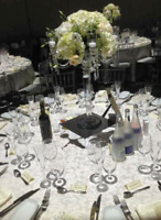 CENTERPIECES AND WEDDING DECOR RENTALS