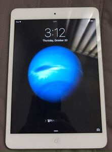 Mint condition White Apple iPad Mini - works like brand new