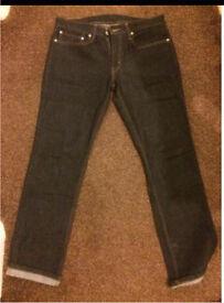 Men's Levi's jeans w34 l32
