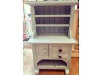 Stunning Handmade Vintage Dresser