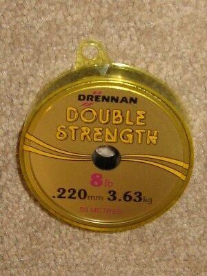 Drennan Double Strength Line 8lb 50metres