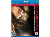 Terminator: the sarah connor chronicles season 1 (BLU-RAY)