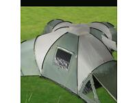 Skandika 10 man tent camping