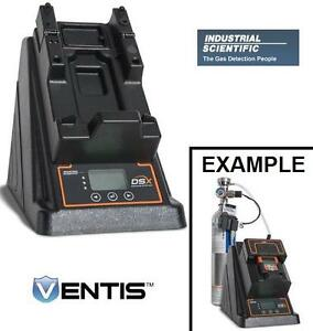 NEW IND. SCI. DSX DOCKING STATION INDUSTRIAL SCIENTIFIC VENTIS MX4 CLOUD CONNECTED GAS DETECTION ELECTRICAL TOOLS