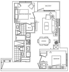 FOR SALE BY OWNER - 2 BEDROOM 2 BATH - TRIDEL ARISTO