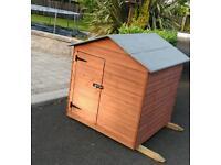 Dog Kennel (dog,shed)