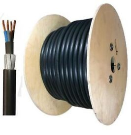 16mm 4 core armoured cable Brand New
