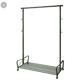 IKEA clothes storage rack
