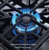 HOME APPLIANCES INSTALLATION