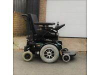 Pride powered wheelchair, onboard charger, all good cond inc batteries tyres etc, can del barnsley.