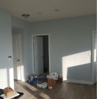 Affordable professional painting services.