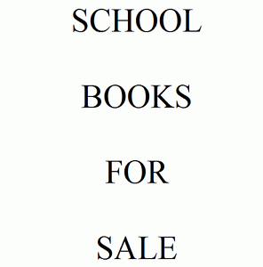 Miscellaneous school text books - incl rare & hard to find books Glen Waverley Monash Area Preview
