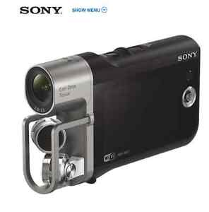 SONY HD-MV1 1080p Video Recorder 64GB + Wi-Fi + NFC (Cobourg)