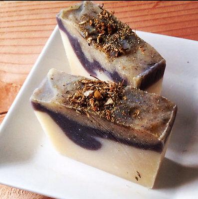 Best Handmade Organic soap{TRIPLE MILK} ~ Homemade W/ Chamomile & Cocoa