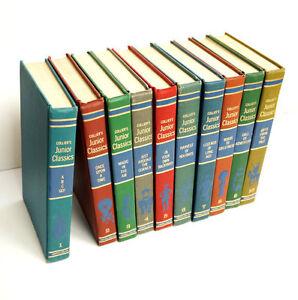 Collier's Junior Classics 10 Volume Set Decorative