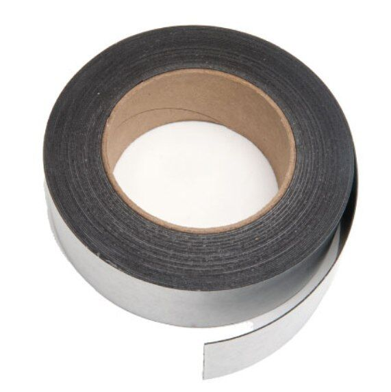 """30 mil Magnetic Roll w/Adhesive -  3"""" x 50"""