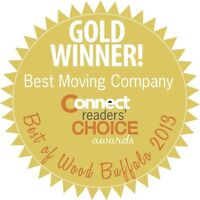 VOTED FORT MCMURRAY'S BEST MOVING COMPANY 2 YEARS IN A ROW !!!