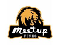 "Football Players Wanted (London 5 A Side League Marylebone/Paddington) Join Our Team: ""Meetup Fives"""