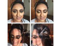 Hair & Makeup Artist London-based