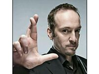 Derren Brown tickets for Sat 26th May 14:30