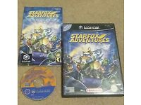 Starfox Adventure Nintendo Gamecubr