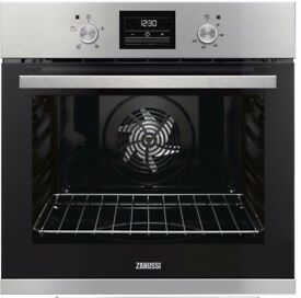 ZANUSSI ZOB35471XK Mutlifunction Electric Single Oven Stainless Steel