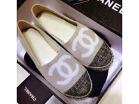 Chanel Espadrilles Flat Shoes 👠 😍😍😍