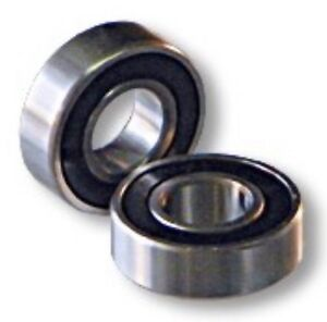 5 X 10 X 4 Rubber Sealed Ball Bearings (2) MR105-2RS TLR Associated TRAXXAS