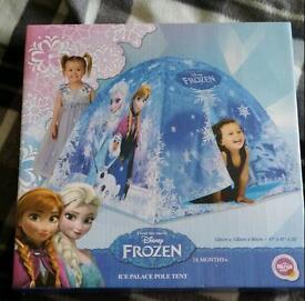 Frozen Tent! Brand new in box