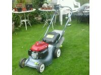 Honda izy lawnmower very good condition