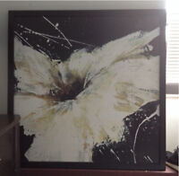 Beautiful abstract painting from IKEA ( large )