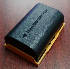 Batterie LP-E6+ Lithium-Ion (7.4V, 2600mAh) pour Canon 5D2 5D3