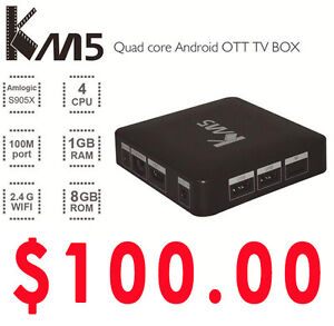 2017 Model TV Box -Watch Movies, Sports, PPV, Shows, Live TV...