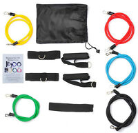 Brand NEW 11 PCS Resistance Band Set for exercise